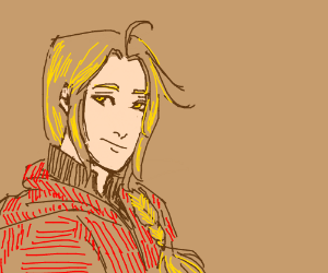Edward if he was in Fire Emblem