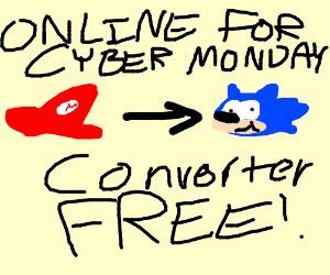 Mario2Sonic Converter Online Free