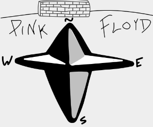 Pink floyd - The Wall in the North