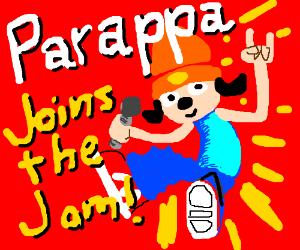 Parappa the rapper joins super smash bros