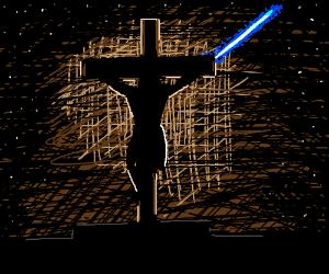 Cross Lightsaber