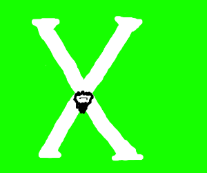 The evil Mr. X