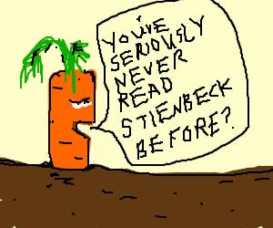 condescending carrot