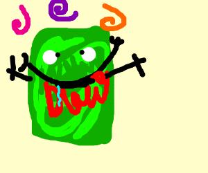 Dew is crazy!