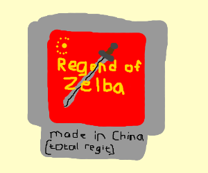 Chinese knock off:  Legend of Zelba
