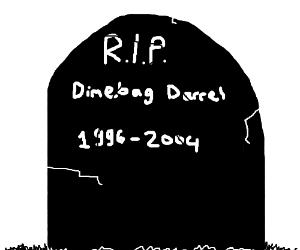 RIP Dimebag Darrel 1966 - 2004
