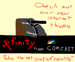 Comcast: Now with Third Reich technology!