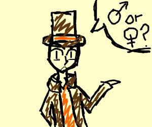 Professor Oak moonlights as another professor
