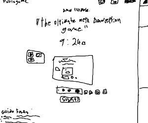 The Ultimate Meta Drawception Game
