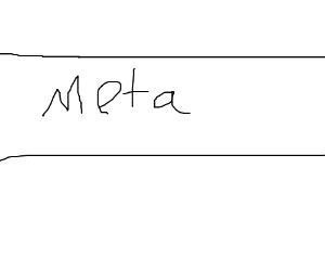 Meta between the lines