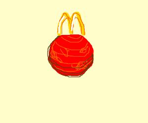 McDonalds on Mars.
