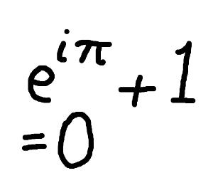 E To The I Times Pi Plus One Is Zero