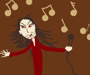 Conchita Wurst is a vampire!