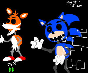 Five nights at sonic s