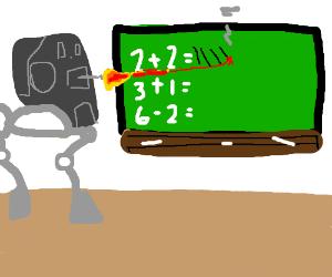 An ATST does math