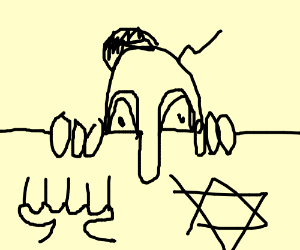 Image result for jewish kilroy