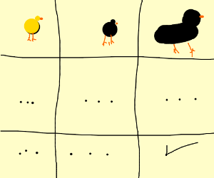 bird start to fly