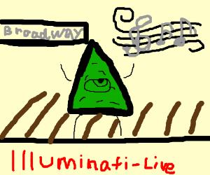 Illuminati does broadway