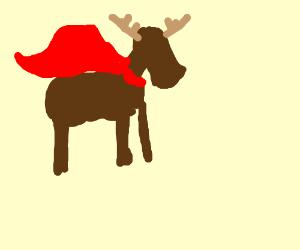 Super-moose! :D
