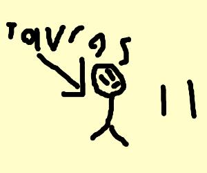 Tavros: Retrieve arms