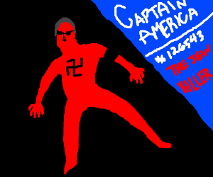 Marvel makes Hitler movie