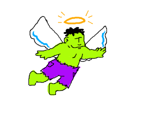 Angel Hulk
