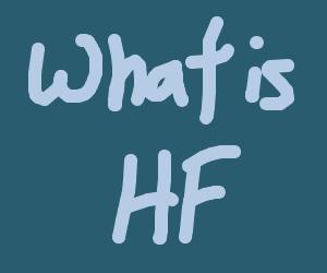 HF with da Blues