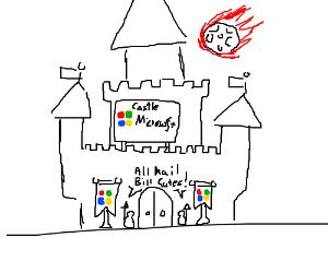 Microsoft's meteoric downfall