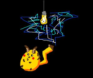 How Many Pokemon to Change a Lightbulb!