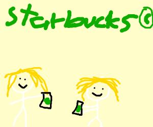 Sponsored by Starbucks