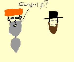 Dumbledore's Witness and gandalfian
