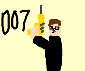 Peter Jackson's James Bond
