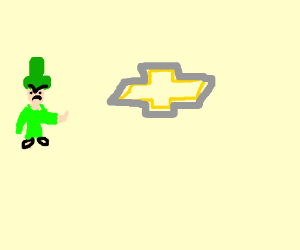leprachauns hate chevy