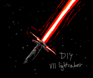 Redesign the Star Wars Episode VII Lightsaber