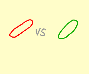 Red Band vs Grn Band