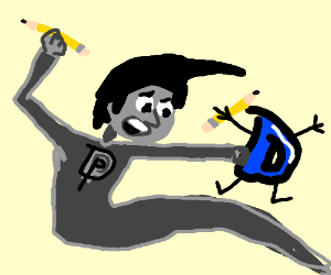 Danny Phantom joins Drawception.
