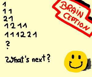 It's 312211. I did the math!