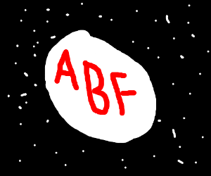 space ABF thing in space