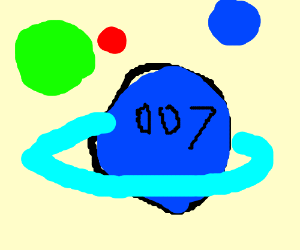 007 on other planets