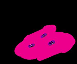 Purple Smiling Pills