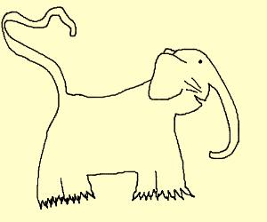 Mouse Elephant hybrid