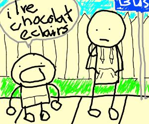 i lve chocolat eclairs