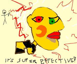 Picasso VS Pikachu
