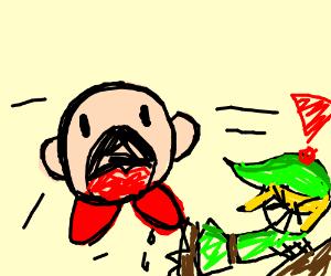 Eaten Alive: Nintendo edition