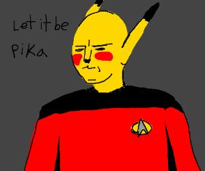 Captain Picarchu