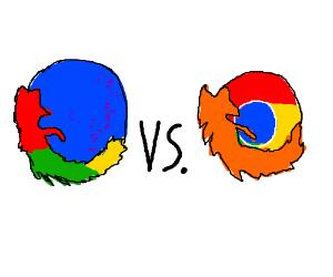 Googlefox Vs Firechrome