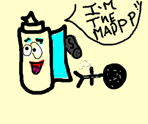 Map A-Salts Stickman