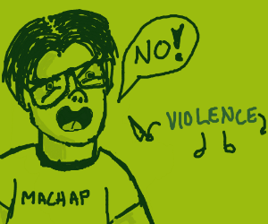 Machap says no to Violence