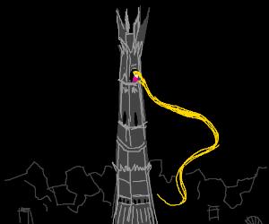 Rapunzel of Isengard