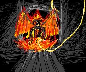 The Balrog that shall not pass